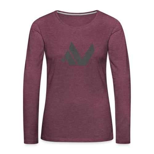 Cinnox Kollections - Frauen Premium Langarmshirt