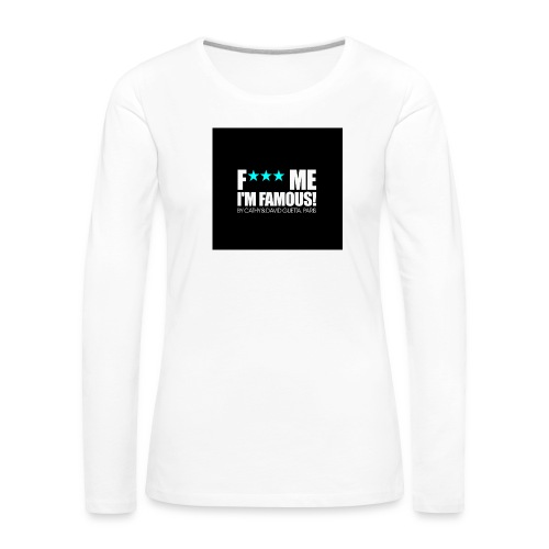 FMIF Badge - T-shirt manches longues Premium Femme