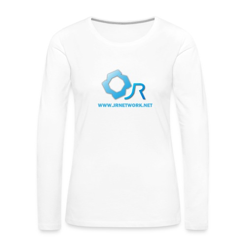 Official Logo - Women's Premium Longsleeve Shirt