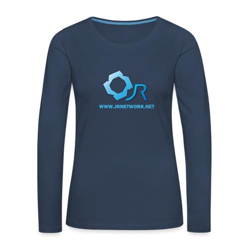 Official Logo - Women's Premium Longsleeve Shirt