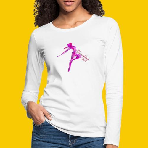 TWIRLING-BATON - T-shirt manches longues Premium Femme
