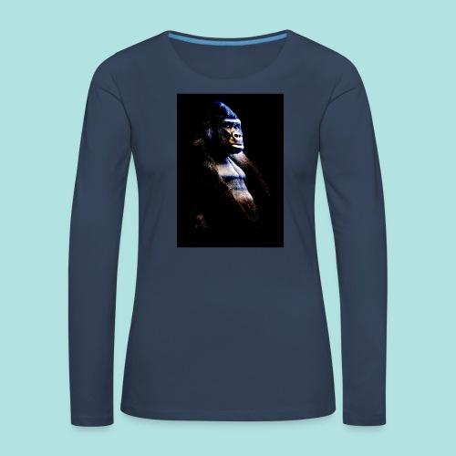 Respect - Women's Premium Longsleeve Shirt