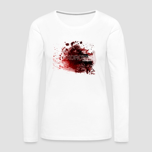 Exorcism - Women's Premium Longsleeve Shirt