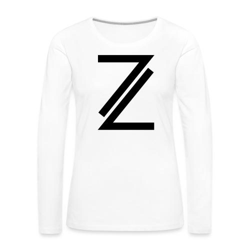 Z - Women's Premium Longsleeve Shirt
