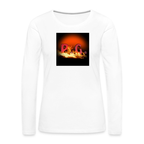 Tazza PanicGamers - Maglietta Premium a manica lunga da donna