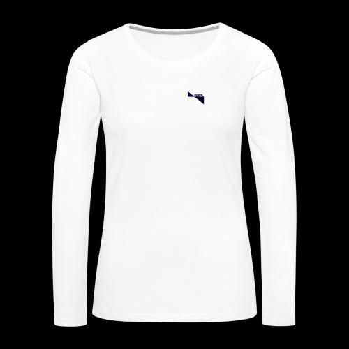 logo azr - T-shirt manches longues Premium Femme