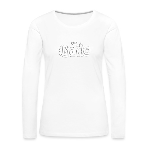 Signature officiel - Women's Premium Longsleeve Shirt
