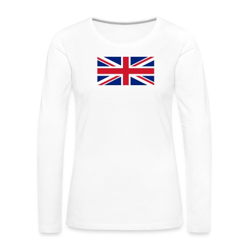 United Kingdom - Women's Premium Longsleeve Shirt