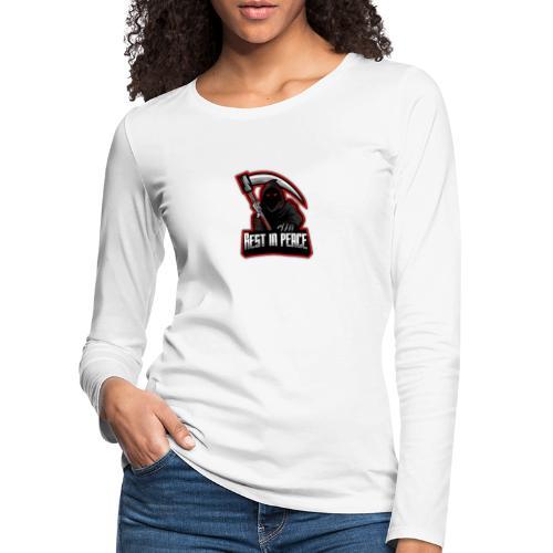 RIP - Frauen Premium Langarmshirt