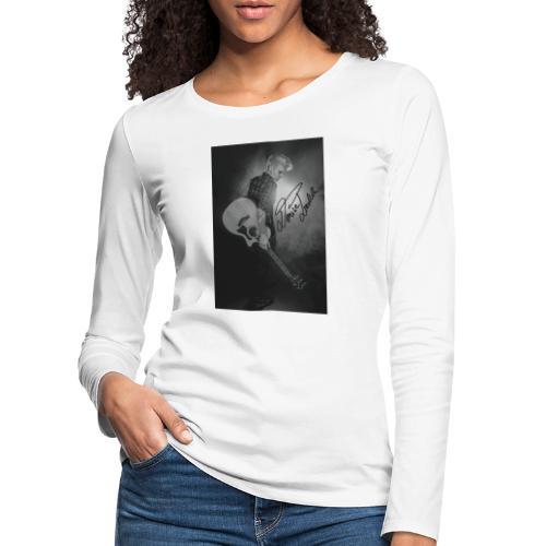 Foto - Frauen Premium Langarmshirt