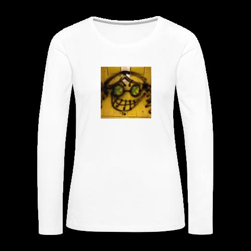 fox 3 - T-shirt manches longues Premium Femme