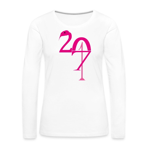2017 - T-shirt manches longues Premium Femme