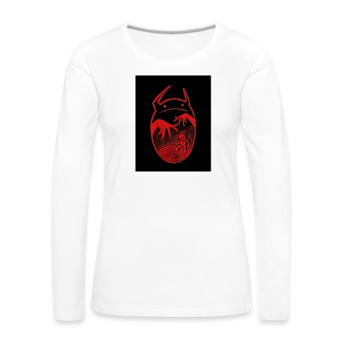 1478087473300-2 - Maglietta Premium a manica lunga da donna