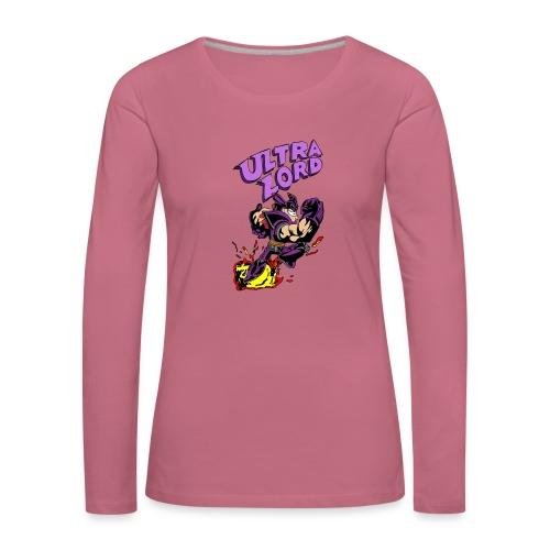 Sheen s Ultra Lord - Naisten premium pitkähihainen t-paita