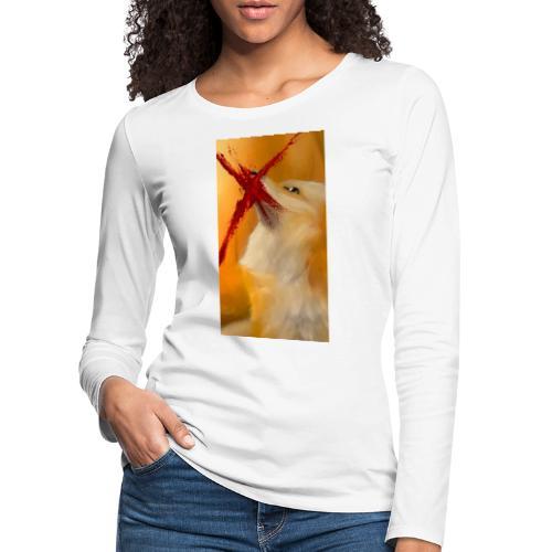 Shot? #2 - Vrouwen Premium shirt met lange mouwen