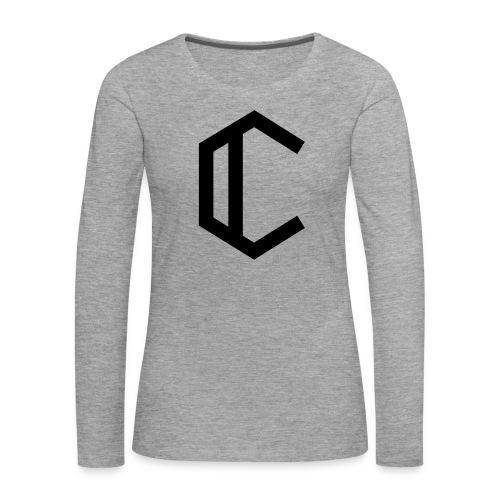 C - Women's Premium Longsleeve Shirt