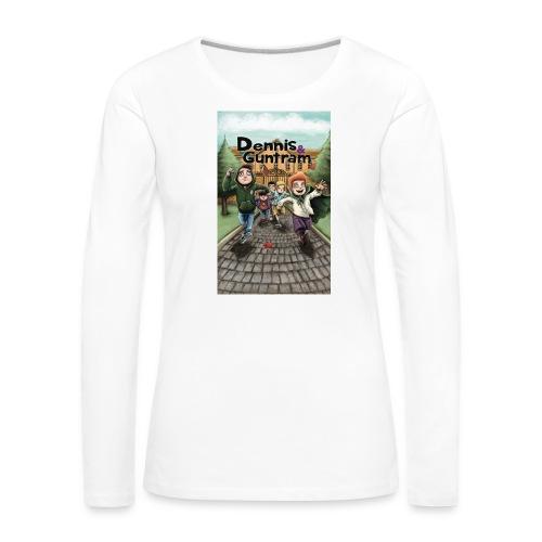 DuG-Band1-Kurztitel - Frauen Premium Langarmshirt