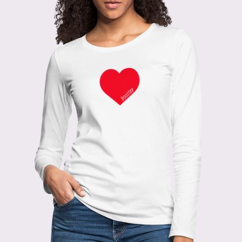 lovebooster - Women's Premium Longsleeve Shirt