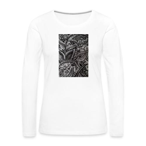 henna - Women's Premium Longsleeve Shirt