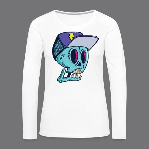 Death Tee Shirts - Women's Premium Longsleeve Shirt
