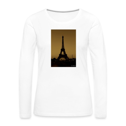 Paris - Women's Premium Longsleeve Shirt