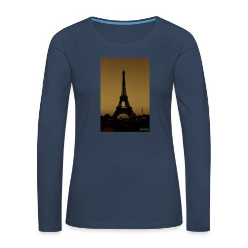 Paris - Women's Premium Longsleeve Shirt