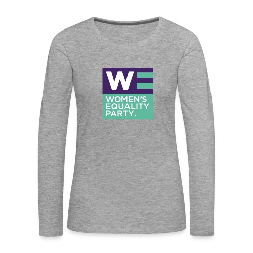 WE_square - Women's Premium Longsleeve Shirt