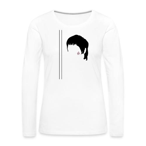 Bruce - T-shirt manches longues Premium Femme