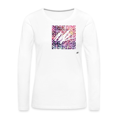 Pixl'ink by NSKdsign - T-shirt manches longues Premium Femme