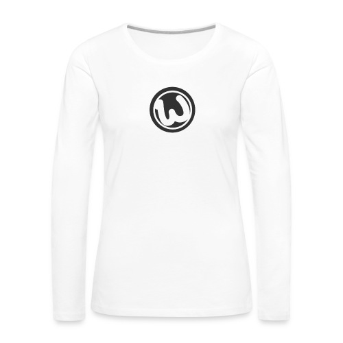 Wooshy Logo - Women's Premium Longsleeve Shirt