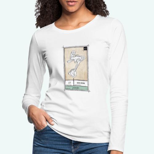 Principe - Frauen Premium Langarmshirt