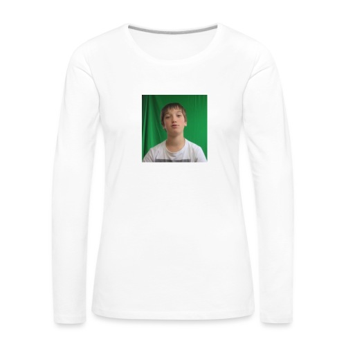Game4you - Vrouwen Premium shirt met lange mouwen