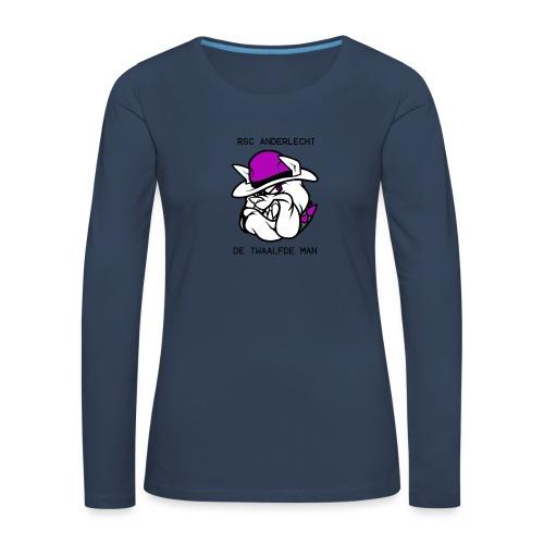 T-shirt D12M - Vrouwen Premium shirt met lange mouwen