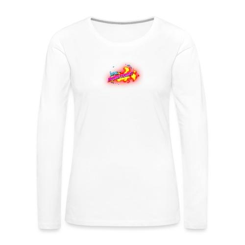 Spilministeriet - Dame premium T-shirt med lange ærmer