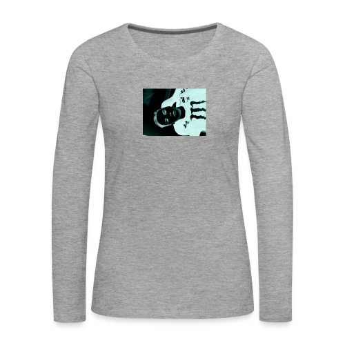 Mikkel sejerup Hansen T-shirt - Dame premium T-shirt med lange ærmer