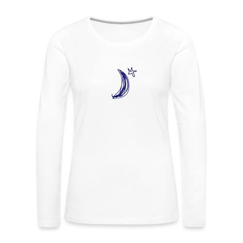 749ED70E C123 4432 BDCE 3C12EE49809F - Camiseta de manga larga premium mujer
