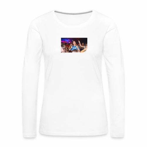 Thijstzj - Vrouwen Premium shirt met lange mouwen
