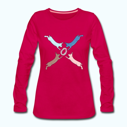 Easter - Women's Premium Longsleeve Shirt