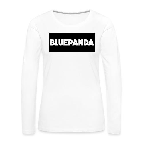 BLUE PANDA - Women's Premium Longsleeve Shirt