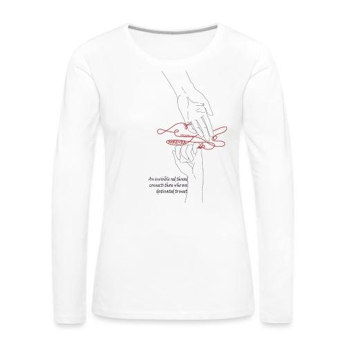 PROVA 2 SIRISOL png - Women's Premium Longsleeve Shirt