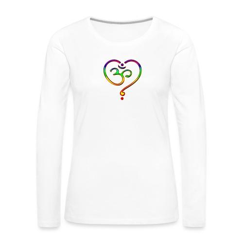 omkleiner - Frauen Premium Langarmshirt