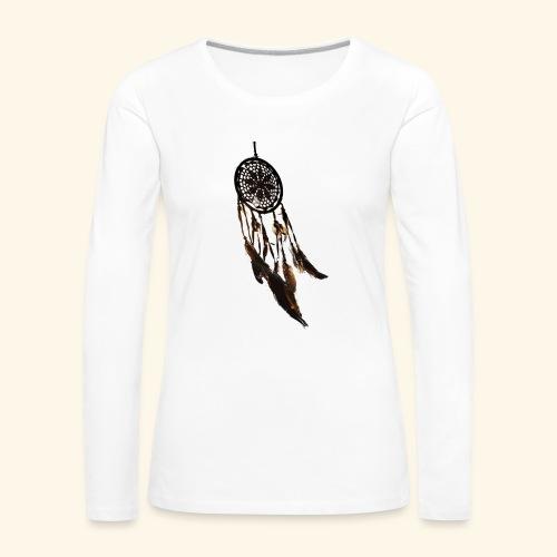 dreamkeepers - Camiseta de manga larga premium mujer