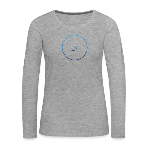Coding Magazine logo - Women's Premium Longsleeve Shirt