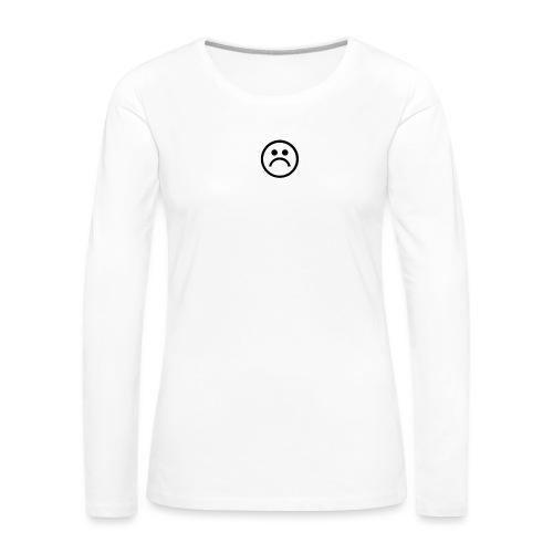 SAD BOYS - Maglietta Premium a manica lunga da donna