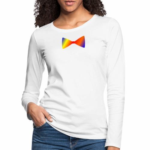 Noeud papillon pour hommes, femmes et enfants ! - Women's Premium Longsleeve Shirt