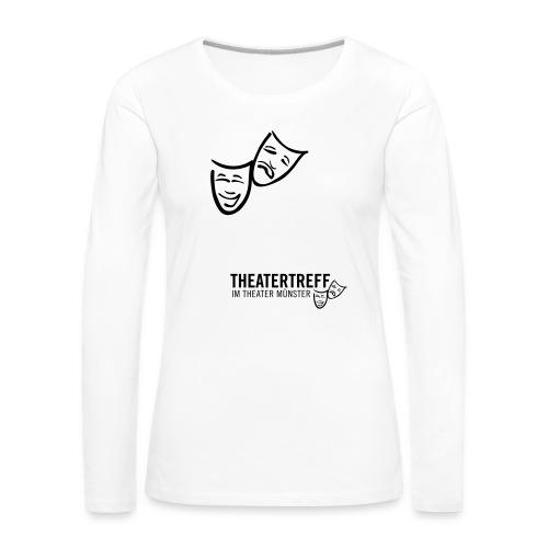 logo_tt - Frauen Premium Langarmshirt