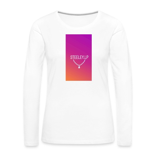 SteeleyLP👑 - Frauen Premium Langarmshirt