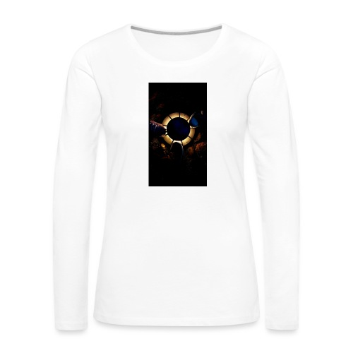 Find Light in the Dark - Women's Premium Longsleeve Shirt