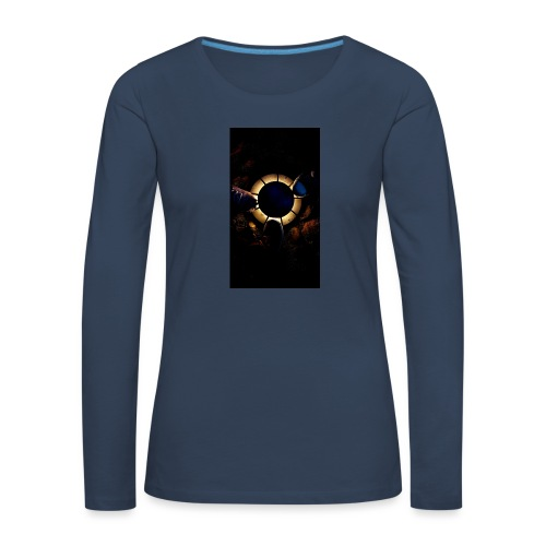 Find Light in the Dark - Women's Premium Longsleeve Shirt