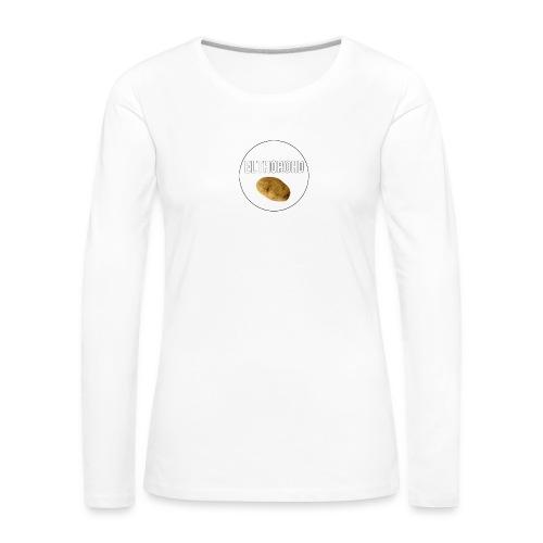 ElthoroHD trøje - Dame premium T-shirt med lange ærmer